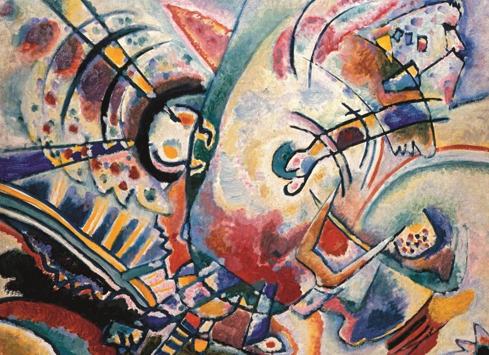 Che musica Kandinskij