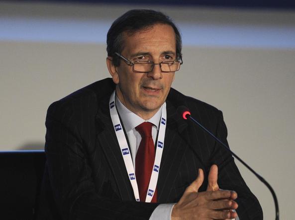 Luigi Gubitosi, in procinto di diventare presidente esecutivo di Alitalia