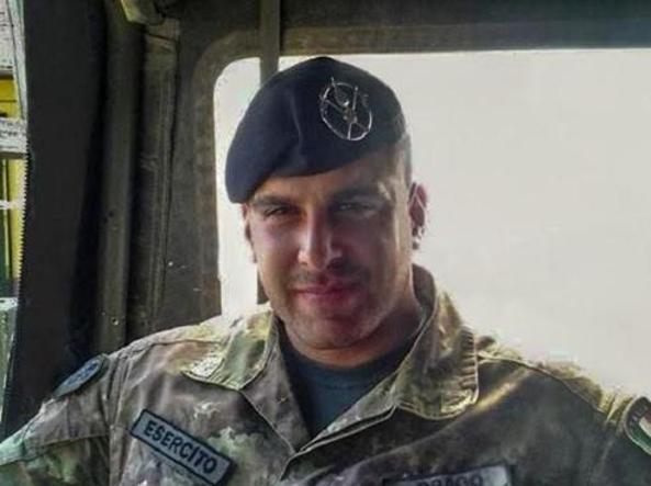 Tony Drago, trovato cadavere il 6 luglio del 2014 all'interno della caserma dei Lancieri di Montebello di Roma