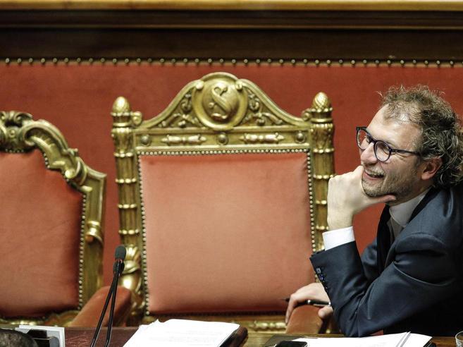 Sfiducia, il  sollievo di Lotti dopo il voto«Con M5S credevo peggio» Cronaca|Foto