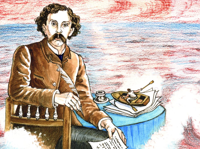 Illustrazione di Antonio Monteverdi