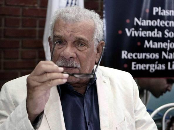 Derek Walcott (1930-2017) Ansa/Jeffrey Arguedas