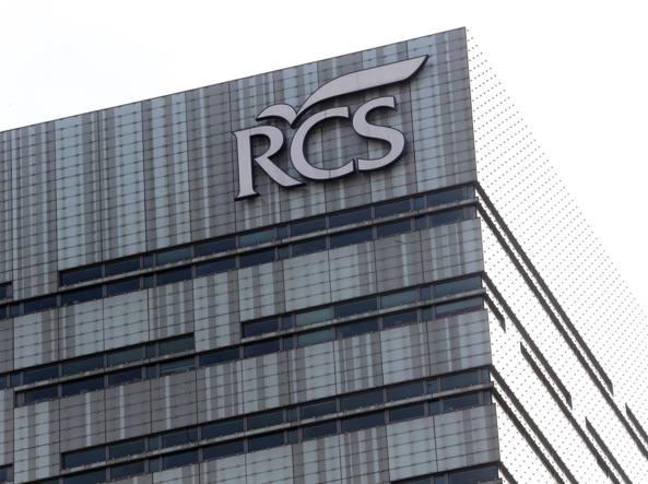 RCS, utile di 3,5 milioni di euro nel 2016