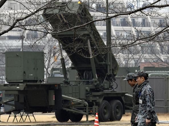 L' America è pronta a bombardare la Corea del Nord