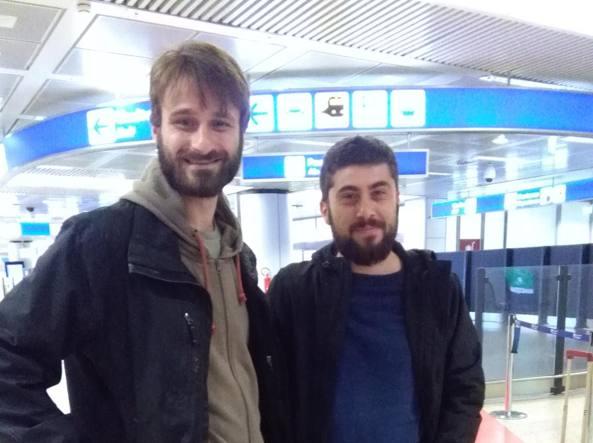 Liberati i due inviati di Report fermati in Congo