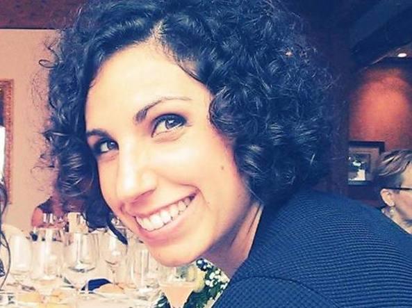 Una foto di Francesca Moro dal suo profilo Facebook