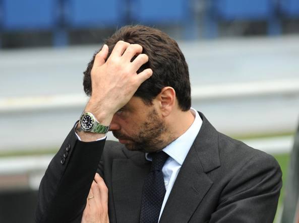 Risposta Andrea Agnelli, presidente della Juventus, deferito alla Procura federale(Activa)