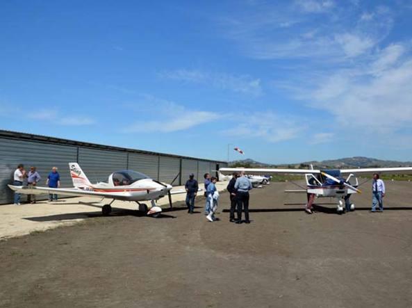 Agrigento: aereo ultraleggero precipita ad Agrigento, morto il pilota