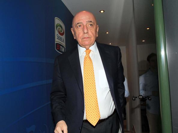 Rottura in Lega Calcio, le sei big abbandonano l'assemblea