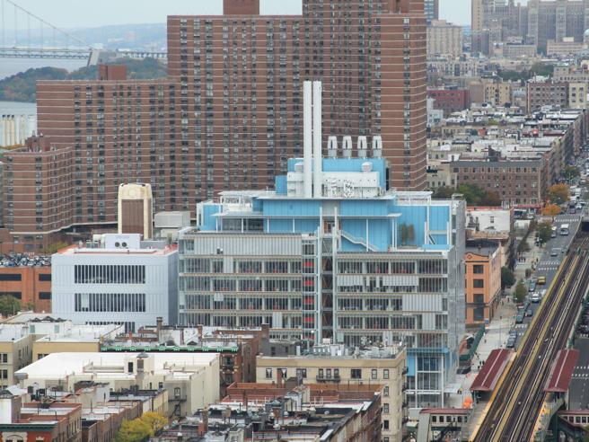 Manhattanville, è senza muri il campus di Renzo Piano  Video