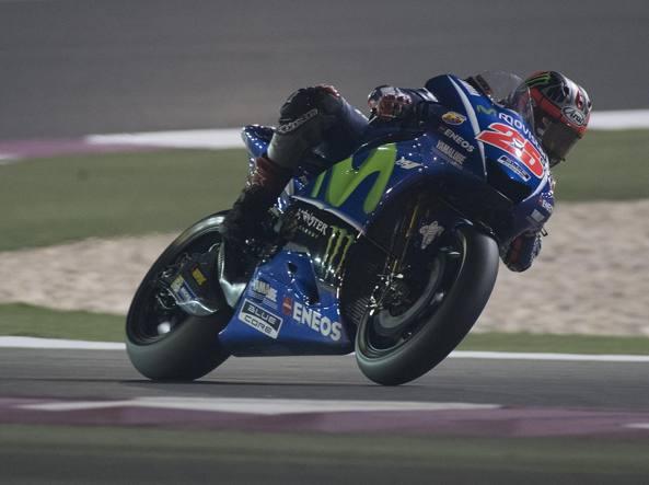 Qatar: Viñales il più veloce davanti a Iannone