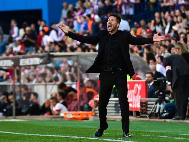Simeone: «Ho rifiutato un'offerta da 35 milioni per lasciare l'Atletico»