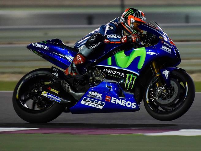MotoGp, Viñales domina le libere Valentino Rossi fatica, è solo nono