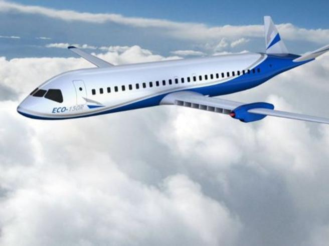 Tra 10 anni voli elettrici ed ecosostenibili: il progetto sulla tratta Parigi-Londra