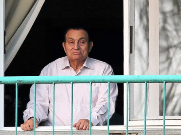 Risultati immagini per mubarak