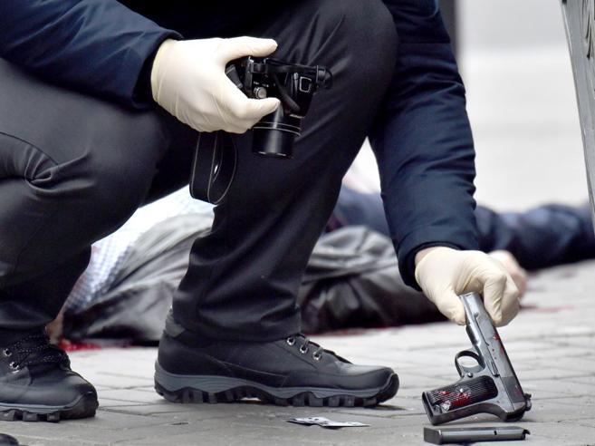 Kiev, uccisodavanti all'hotel  ex deputato in fuga dalla Russia