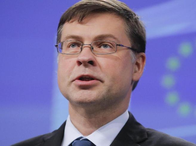 L'idea del commissario:«Sussidio Ue ai disoccupati»Roma blindata per il vertice