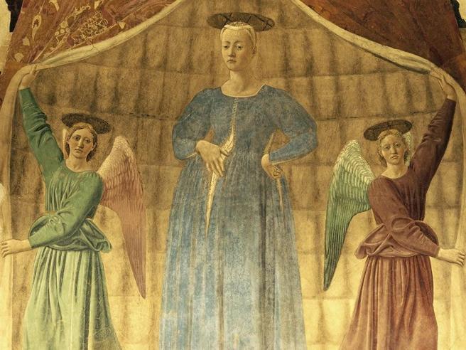 Piero della Francesca inventa la vitaCaravaggio la fotografia VideoLa nuova collana