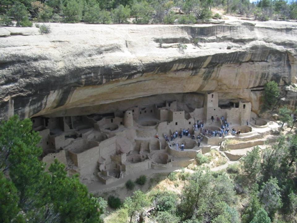 Mesa Verde, Stati Uniti