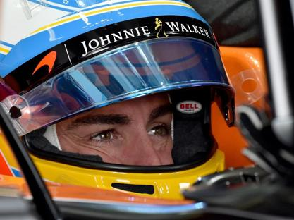 Fernando Alonso, 35 anni, due titoli mondiali conquistati nel 2005 3 2006 (Afp)