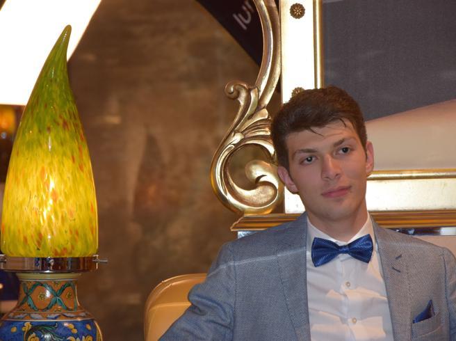 Federico, lo studente (futuro ingegnere) che lancerà un razzo  europeo