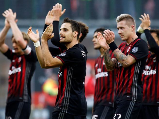 Milan, ecco i soldi