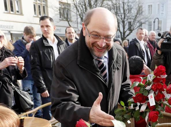 Martin Shulz, il neo presidente dei socialdemocratici conquista il SPD senza rivali