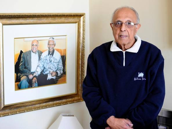 Addio a Ahmed Kathrada