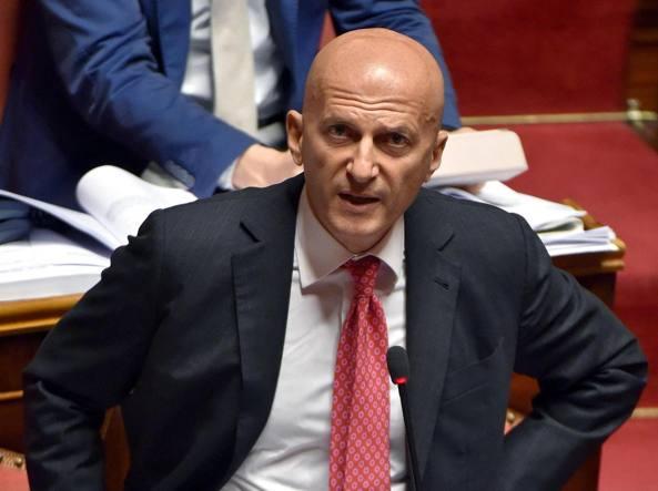 Augusto Minzolini ha presentato le sue dimissioni da senatore