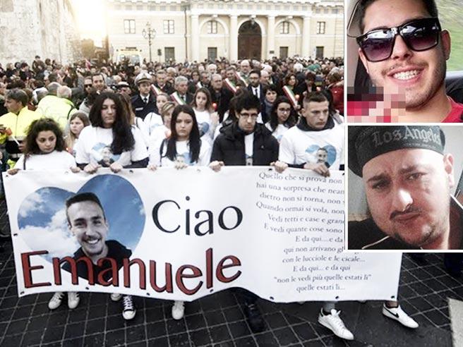 Il massacro di Emanuelecominciato da una liteper una moneta da 2 euro