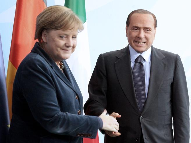 Malta, Berlusconi vede MerkelDal «cucù» a oggi: foto simbolo