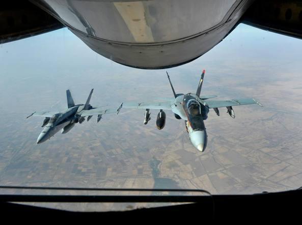 Gli Stati Uniti sono probabilmente responsabili dell'uccisione dei civili a Mosul