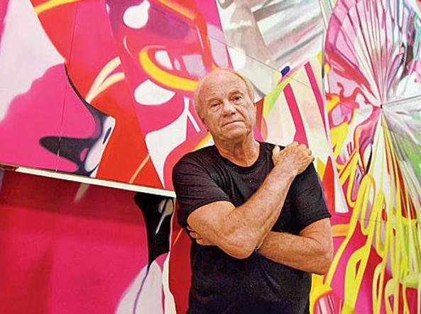 E' morto James Rosenquist, pittore Usa, pioniere Pop Art