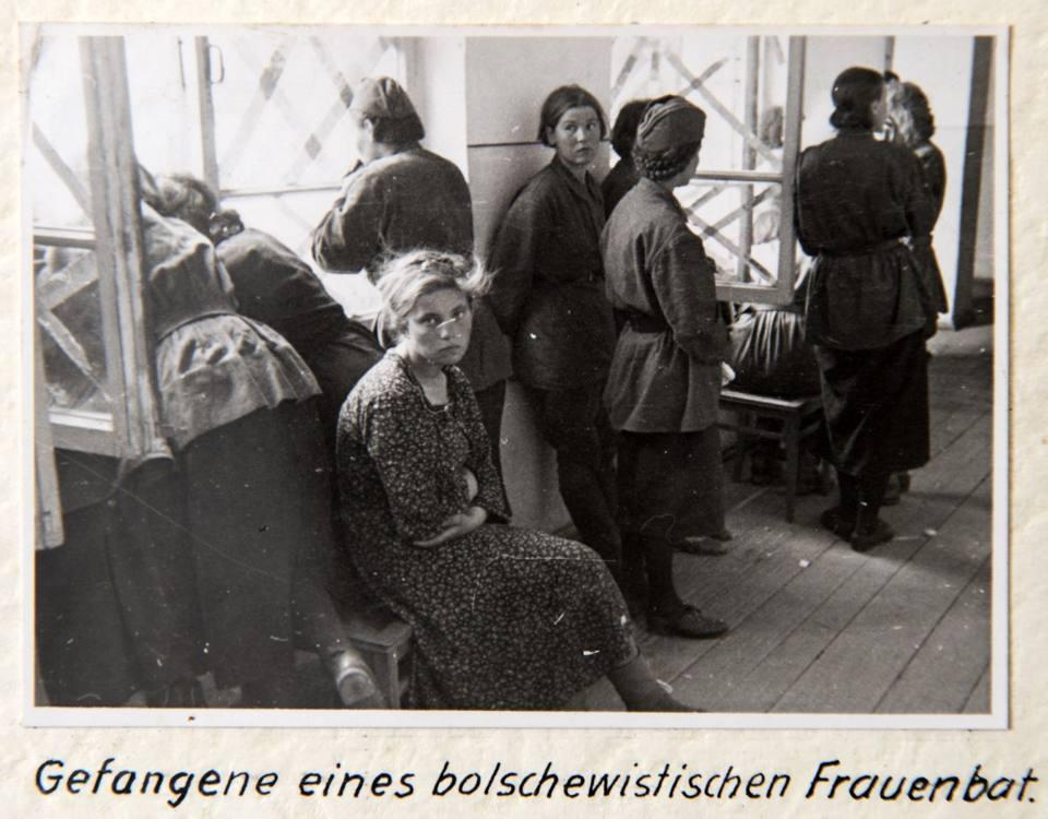 Le donne bolsceviche