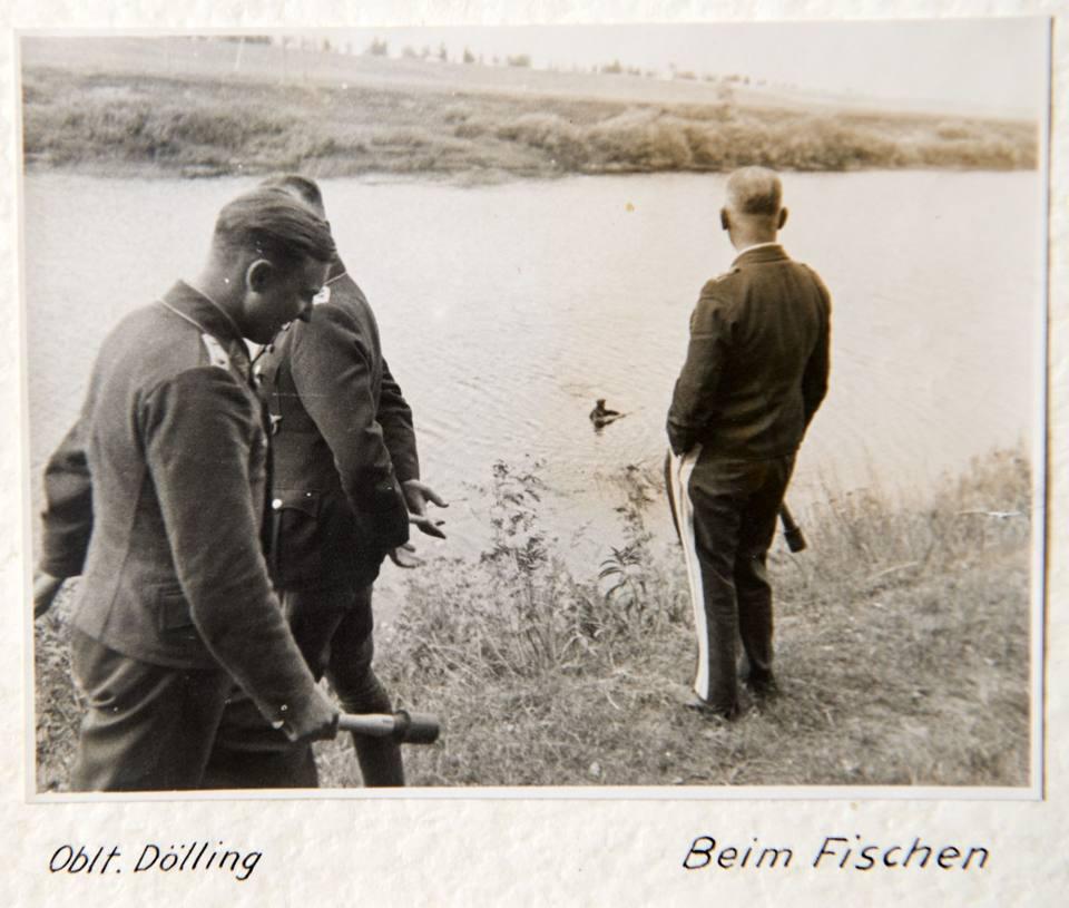 La pesca con le bombe a mano