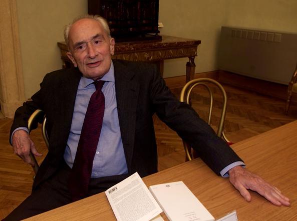 Addio a Giovanni Sartori, padre della scienza politica