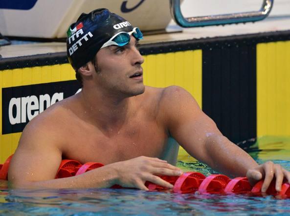 Detti, record italiano nei 400 stile libero 17 anni dopo Rosolino