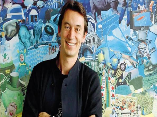 Il filosofo e designer Koert van Mensvoort