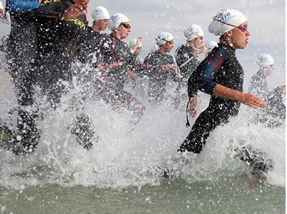 Tutte le immagini sono relative ai campionati giovanili di triathlon che si sono tenuti nel 2016 a Porto Sant'Elpidio (Fermo)