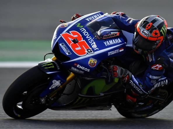 Valentino Rossi fissa gli obiettivi per l'Argentina