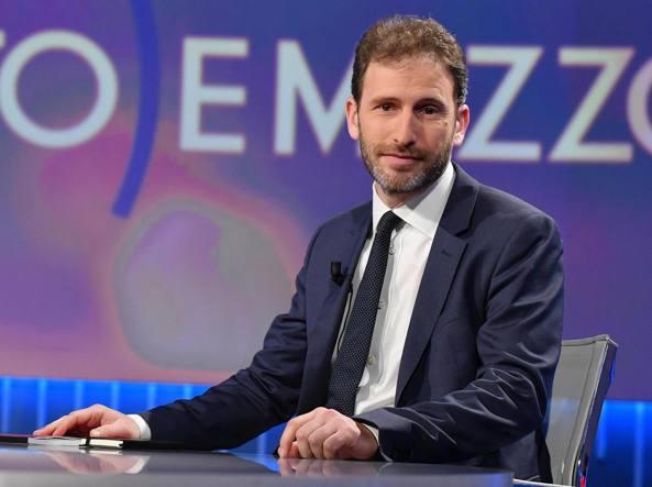 Davide Casaleggio (Ansa)