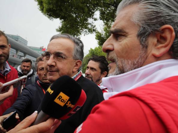 F1 Ferrari, Marchionne: