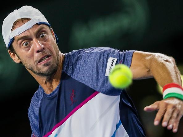 Tennis: Davis anche Seppi finisce ko