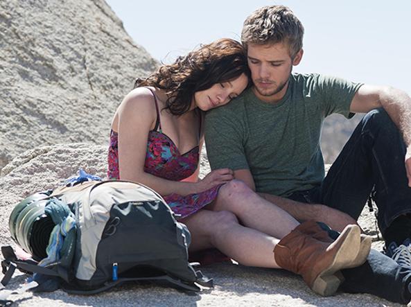 I protagonisti del film del 2014 «Foreverland» che racconta la fibrosi cistica e l'amore