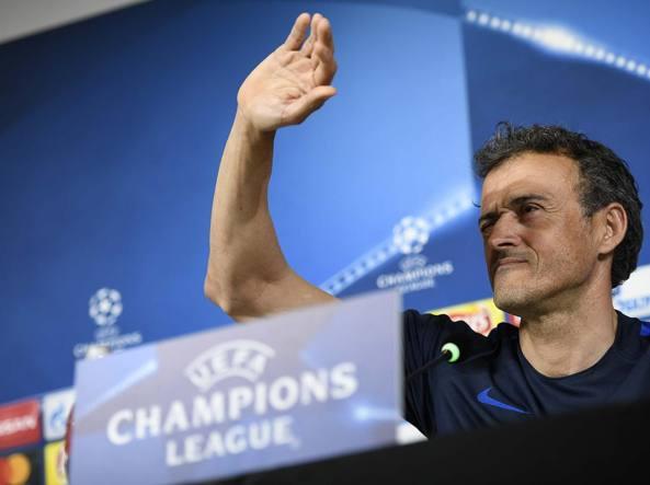 Luis Enrique: Numeri Juve spettacolari, servirà un grande Barça