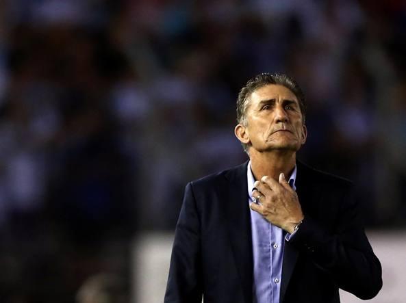 Edgardo Bauza esonerato: non è più ct Argentina. Ora Jorge Sampaoli?