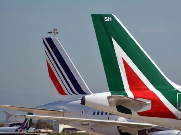 Alitalia, preaccordo in attesa del referendum