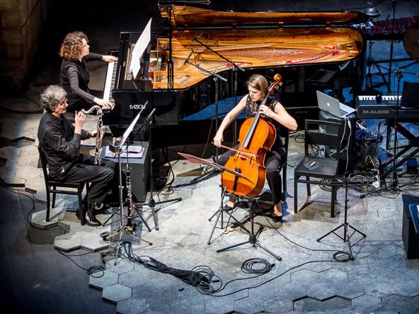 Musiciste di Divertimento Ensemble (foto di Giovanni Dariotti)