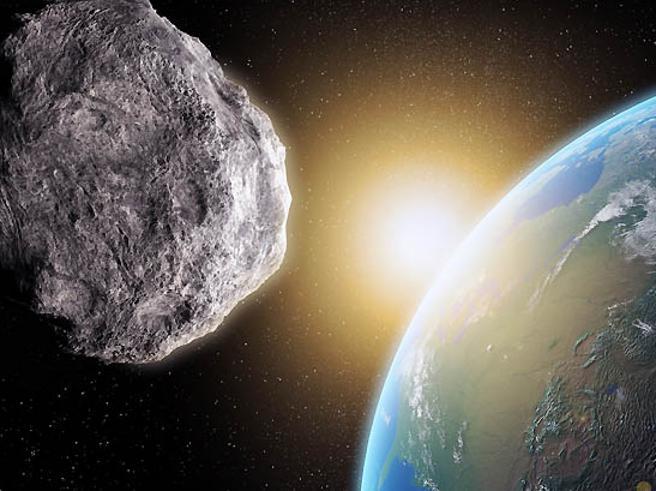 Domani sfiora la Terra l'asteroide più grande degli ultimi 13 anni