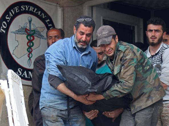Cnn,intercettazioni su attacco gas Siria